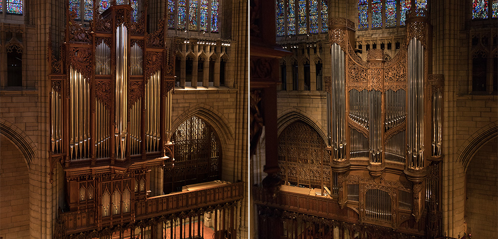 Grand Organ Series III – Nathan Laube