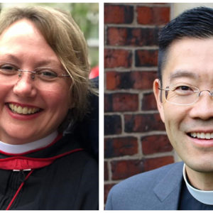Saint Thomas Church Appoints Two Clergy Staff