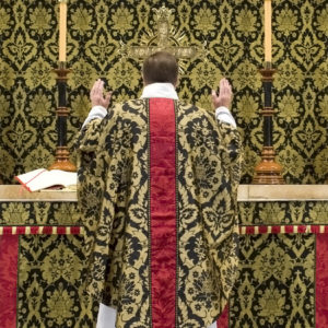 Solemn Requiem Eucharist @ High Altar | | |